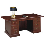 HON 94000 Series Double Pedestal Desk - 94271NN