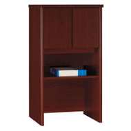 "Bush Business Furniture Series C Cabinet 24"" Hutch Mahogany - WC36706"
