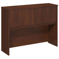 "Bush Business Furniture Series C Elite Hutch 48"" Hansen Cherry - WC24547"
