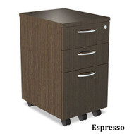 Alera SedinaAG Series Mobile Box/Box/File Pedestal - SE531620