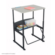Safco Alphabetter Box Desk - 1201BE