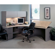 Mayline CSII L-Shaped Desk Package - CSII26