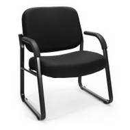 OFM Big & Tall Guest Reception Fabric Chair - 407