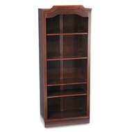 DMI Governor's Series Bookcase Open, Assembled  - 7350-08