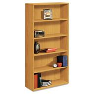 HON 10500 Series Bookcase 5-Shelf, Assembled - 105535CC