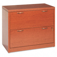 HON 11500 Series Valido Lateral File Two-Drawer, Assembled - 11563
