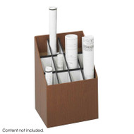 Safco Upright Roll File 12 Compartments - 3079