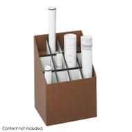 Safco Upright Roll File 12 Compartments - 3079