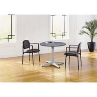"HON Hospitality or Cafe Table 30""D x 29""H - 1320-TXLEGT1"