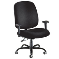 OFM Big and Tall Executive Task Chair with Arms - 700-AA6