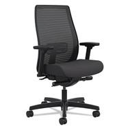 HON Endorse Series Mesh Mid-Back Work Chair, Black  - LWIM2ACU10