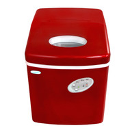 NewAir Portable Ice Maker Red - AI-100R