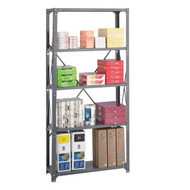 "Safco Commercial 5-shelf Kit 36"" x 12"" - 6265"