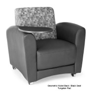 OFM InterPlay Series Chair with Tablet - 821