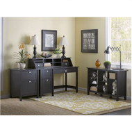 Bush Broadview 4-Piece Desk Package - BD008EO