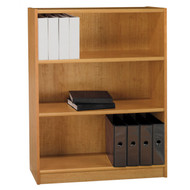 "Bush Universal Bookcase 48"" Snow Maple  - WL12440-03"