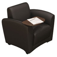 Mayline Santa Cruz Mobile Lounge Chair with Tablet - VCCMT
