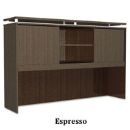 "Alera SedinaAG Series 72"" Hutch with Sliding Doors - SE267215"