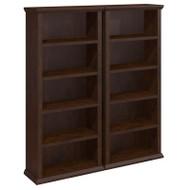 Bush Yorktown Bookcases (Set of 2) - YRK012ANC
