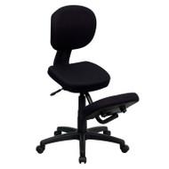 Flash Furniture Ergonomic Kneeling Posture Task Chair - WL-1430-GG
