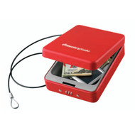 Sentry Safe Compact Electronic Safe Red - P005C-RED