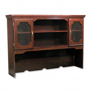 """DMI Governor's Series Hutch 60"""", Assembled - 7350-47"""
