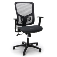 OFM Essentials Ergonomic Mesh Office Chair - ESS-3055-BLK