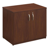 "Bush Business Furniture Series C Elite Storage Cabinet 36"" Hansen Cherry - WC24598"