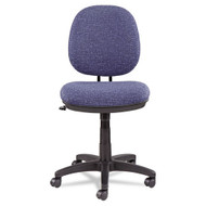Alera Interval Series Swivel Task Chair Blue - IN4821