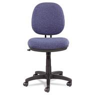 Alera Interval Series Swivel Task Chair Blue - IN4821