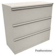 "Marvel Lateral File 3-Drawer 36"" - ZSLF336"