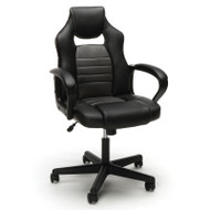 OFM Essentials Ergonomic Racing Style Gaming Chair Gray - ESS-3083-GRY