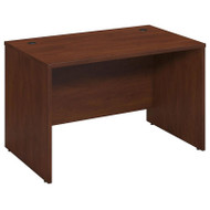 "Bush Business Furniture Series C Elite Desk 48"" x 30"" Hansen Cherry -  WC24548"