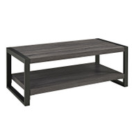 "Walker Edison City Grove 48"" Coffee Table - W48CGCTCL"
