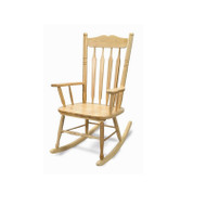 Whitney Brothers Adult Rocking Chair - WB5536