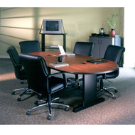 Mayline CSII Conference Table Racetrack 96W x 48D x 29H - R94V