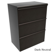 "Marvel Lateral File 3-Drawer 30"" - ZSLF330"