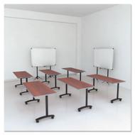 Alera Valencia Training and Meeting Room Table 72 x 24 - VA7476BK-72RE7224
