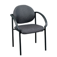 Eurotech by Raynor Dakota Stack Chair with Arms - 9011