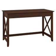 "Bush Key West Writing Desk 48"" Washed Gray - KWD148BC-03"