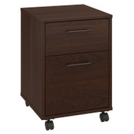 Bush Key West Mobile Pedestal 2-Drawer Bing Cherry - KWF116BC-03