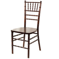 Wooden Chiavari Chair Fruitwood (Set of 4) - WCC4-FR