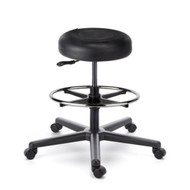 Cramer Fusion Plus Round Stool Mid-Height Foot Activation - RP0G1
