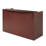 Alera Valencia Series Reception Desk Mahogany - VA327236MY