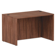 "Alera Valencia Collection Straight Front Desk Shell 48"" Modern Walnut - VA21-4830WA"