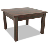 Alera Valencia Series Corner Table Mahogany - VA7524MY