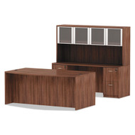 Alera Valencia Collection Desk Package - VAL5