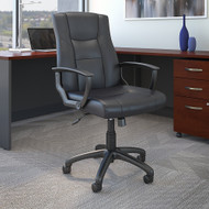 Bush Business Furniture Accord Executive Office Chair - CH1201BLL-03