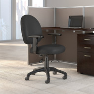 Bush Business Furniture Accord Task Chair with Arms - CH1206BLF-03