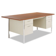 "Alera Double Pedestal Steel Desk 72"" x 36"" - SD7236PC"